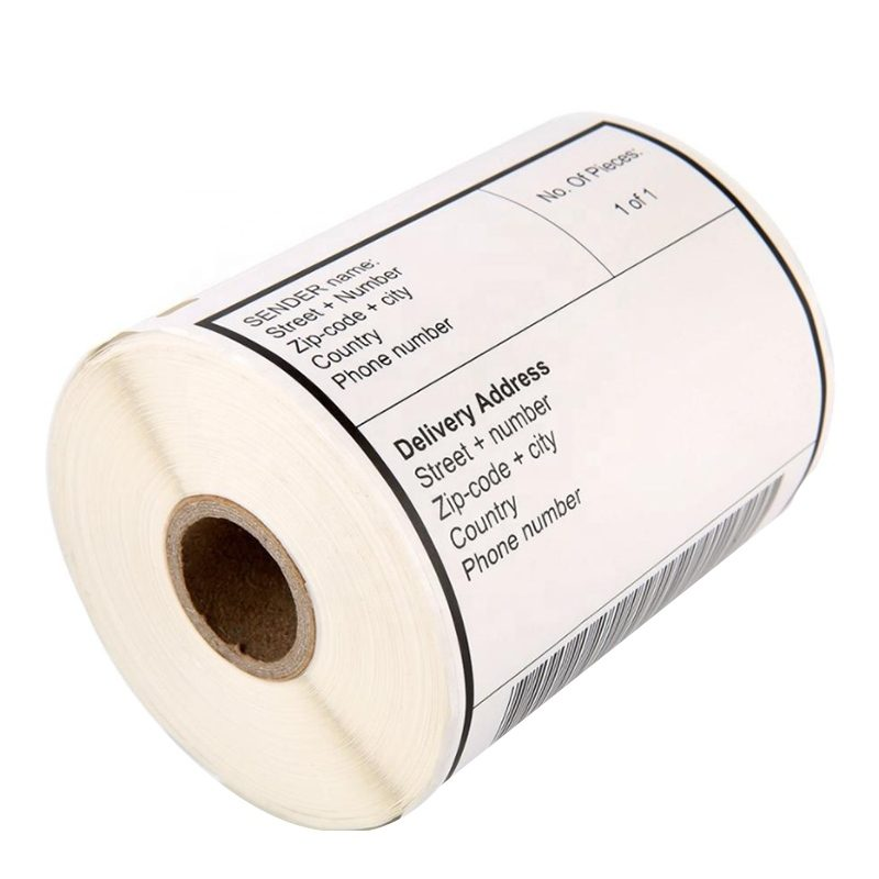 Thermal label 104x159 mm Online